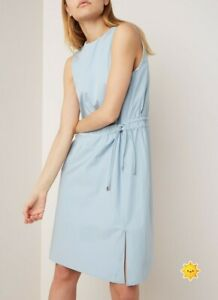 HUGO BOSS Damen Kleid CLETI , HELLBLAU , Gr. 36, NEU   eBay