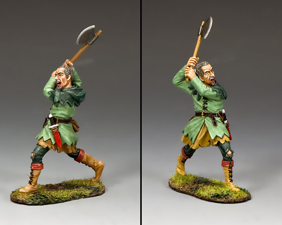KING AND COUNTRY Robin Hood Series - Owen of Oxley RH043 RH43