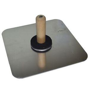 Plâtriers Plâtrage Plâtre Mortier Board Support En Aluminium Hawk 325 Mm X 325 Mm-afficher Le Titre D'origine 7iyua4ke-07220903-808120448