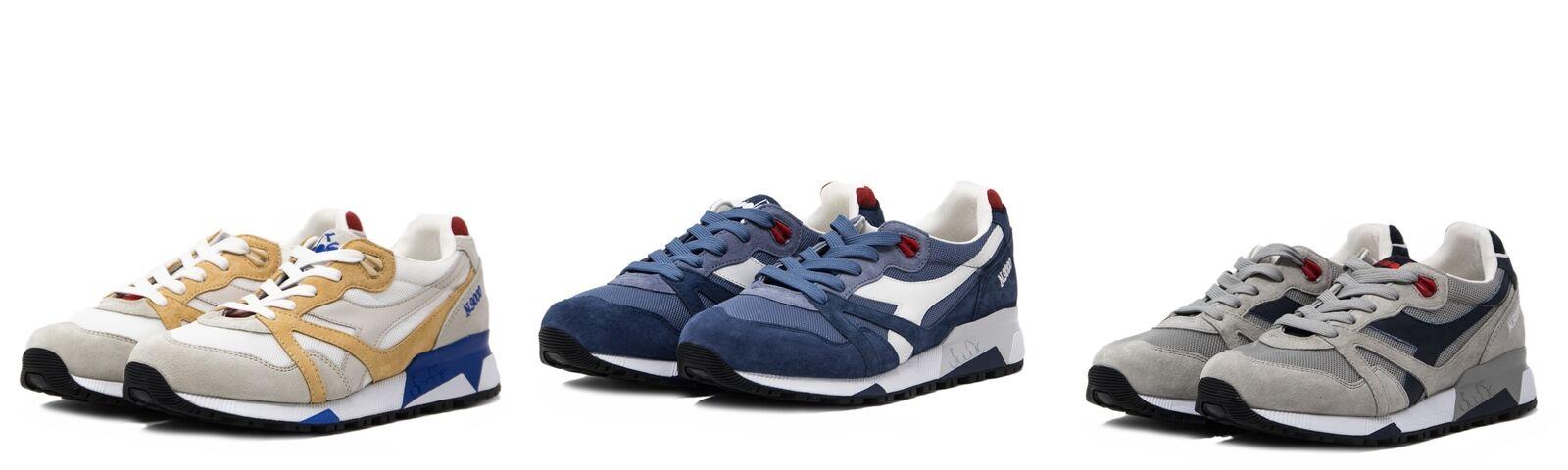 DIADORA Hombres Zapatos Tenis N9000 Italia 501.170468