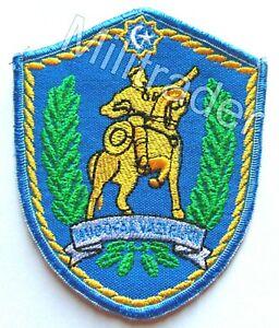 Republic-of-Uzbekistan-Uzbek-Ministry-of-Defense-Patch-Blue-Shield