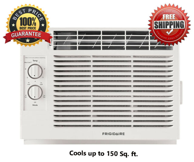 Frigidaire 5000 BTU Window Air Conditioner Mini Compact Home AC Cooler Room  Unit