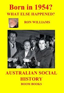 BORN-IN-1954-Birthday-Book-Australian-Social-History-Oz-1954-Year-book