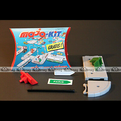 Mini MAJO-KIT PROMOTIONNEL 1982 AVANT COMMERCIALISATION MAJORETTE Majokit #11