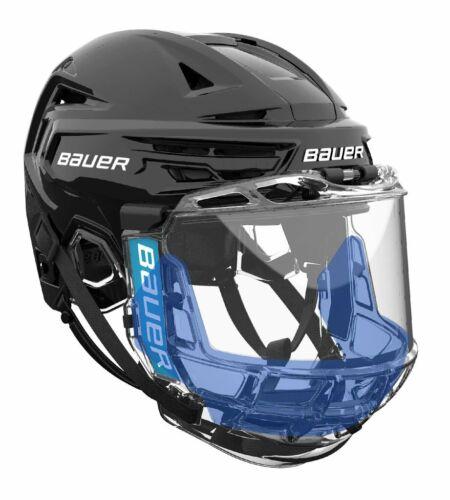 SR JR Protection 2-Pack Clear Mask Hockey Bauer Concept 3 Visor Splash Guard