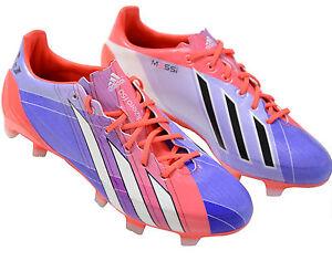 Details zu Adidas MESSI adizero F50 TRX FG J SYN Fußballschuhe Soccer Football Junior 36 38