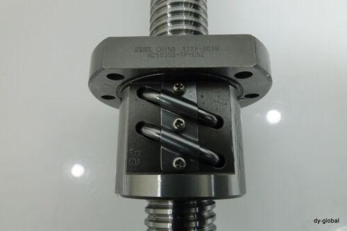 NSK W2503SS-1P-C5Z 2504+450L Accuracy C5 Ground Ball Screw CNC Z Axis BSC-I-85