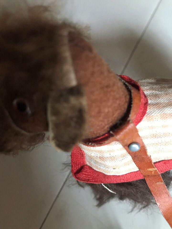 Bamser, Steiff hunde - gamle