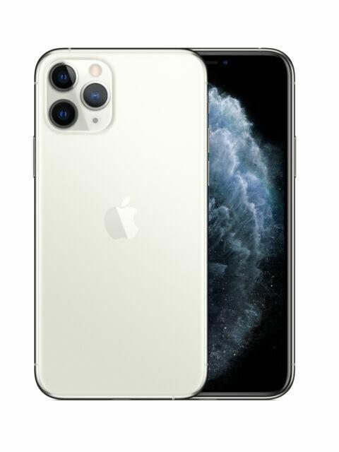 Apple Iphone 11 Pro 64gb Silver Unlocked A2160 Cdma Gsm For Sale Online Ebay