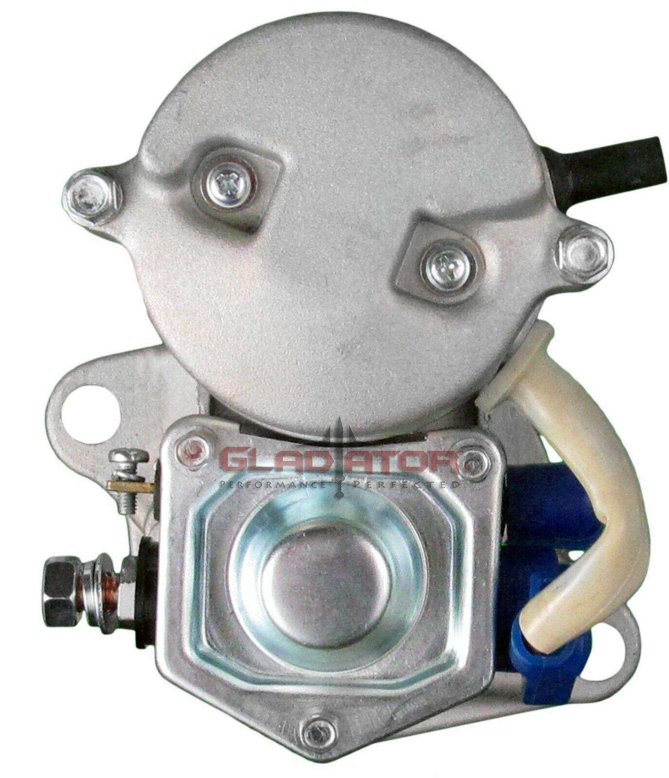 New Starter Cat forklift 1404 Engine 12 Volt 10 Tooth 128000-1050 6T7004 446518
