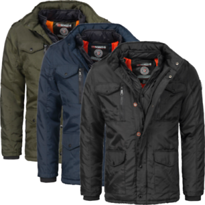 Divergence Jacket About Remo Quilted Geographical Norway Details Men Parka Hood 67yYgfvb