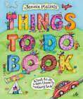 Things To Do Book by Jennie Maizels (Hardback, 2005)
