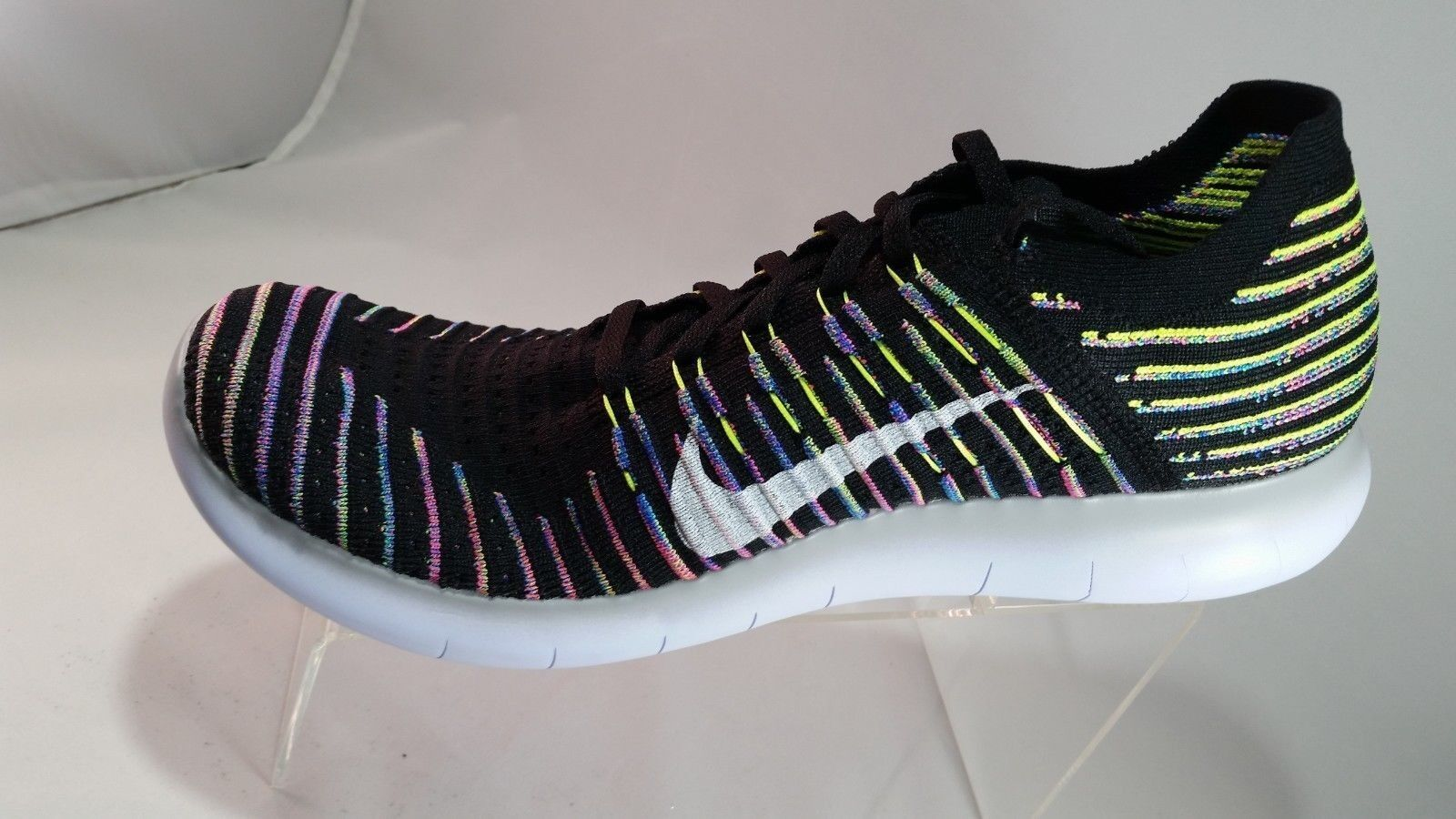 Nike Free RN Flyknit Running shoes Size 11 New
