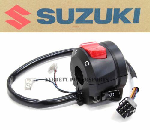 New Genuine Suzuki Starter Switch 06-07 GSXR 600 750 Right Killswitch Cut #T163