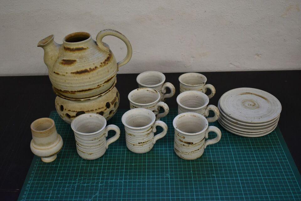 Keramik, Tekande, tevarmer