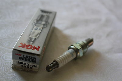 4 Qty IMR9D-9H Stock #6544 Solid Tip NGK Laser Iridium Spark Plugs