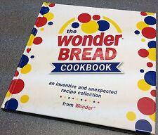Wonder Bread customer food desert and old ads recipes 100 pg hardback cook book