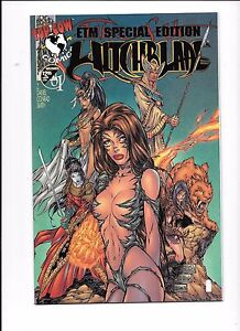 Tales-Of-The-Witchblade-1-ETM-special-gold-logo-edition-November-1996