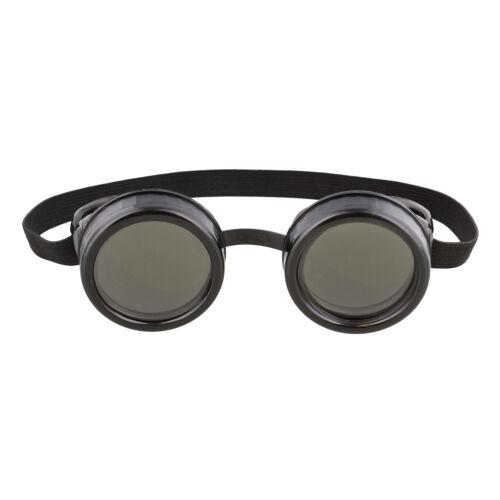 ABNWelders Goggles Welding Glasses Shade 5 Safety Glasses #5 Black 1-Pack