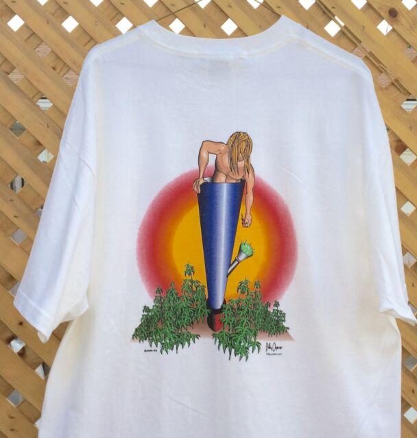 Omaha Bong Team T-shirt New XL - short sleeve