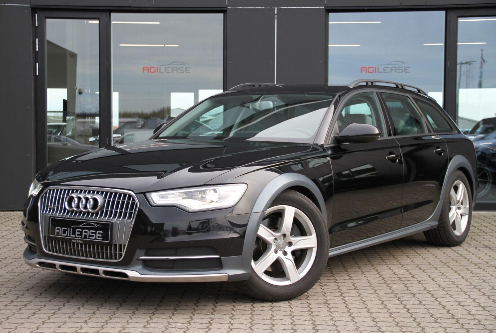 Audi A6 allroad 3,0 TDi 204 quattro S-tr. 5d - 3.600 kr.
