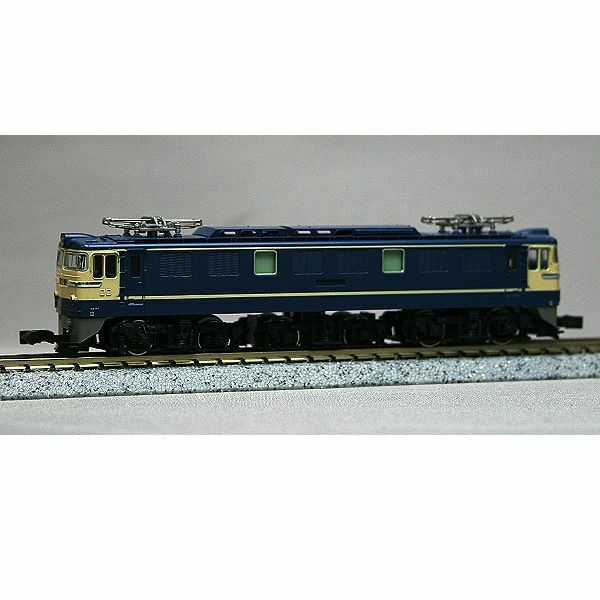 Kato 3025 Electric Locomotive EF60-500 - N