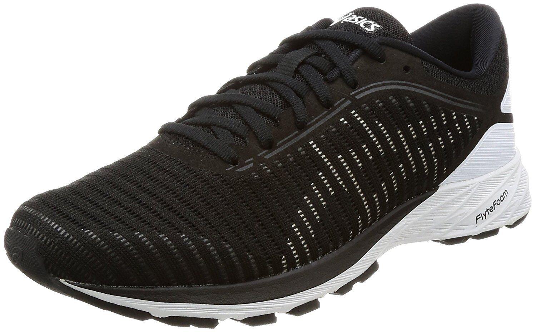 Zapatos De Entrenamiento Asics dynaflyte 2 TJG956 Negro blancoo US10 (28 Cm)
