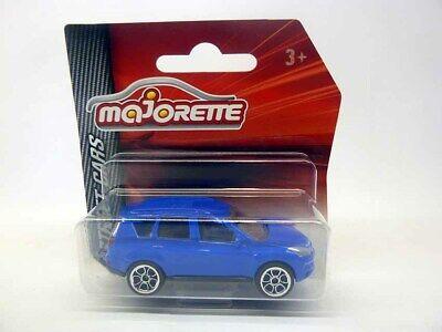 ° Street Cars 1:64 Modellauto NEU Majorette 212052791 Citroen C-Crosser blau