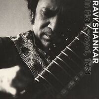 Ravi Shankar - In Hollywood 1971 [new Cd] on sale