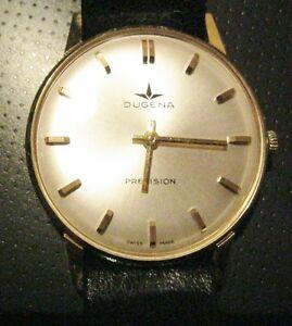 Details zu Dugena Precision Herren Armbanduhr