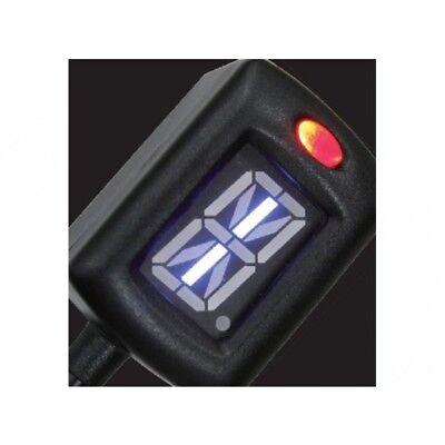 kn002000 KOSO Indicateur de rapport engagé Gear mètre v2