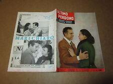 I ROMANZI DELLO SCHERMO N°2 LUG.1954 ULTIMO PERDONO CON A.RIMOLDI F.MARZI