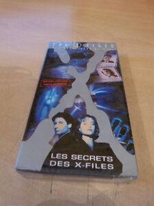 THE-X-FLILES-LES-SECRETS-DES-X-FILS-DOSSIER-EXCLUSIF-VIDEO-PROMO-NEUVE