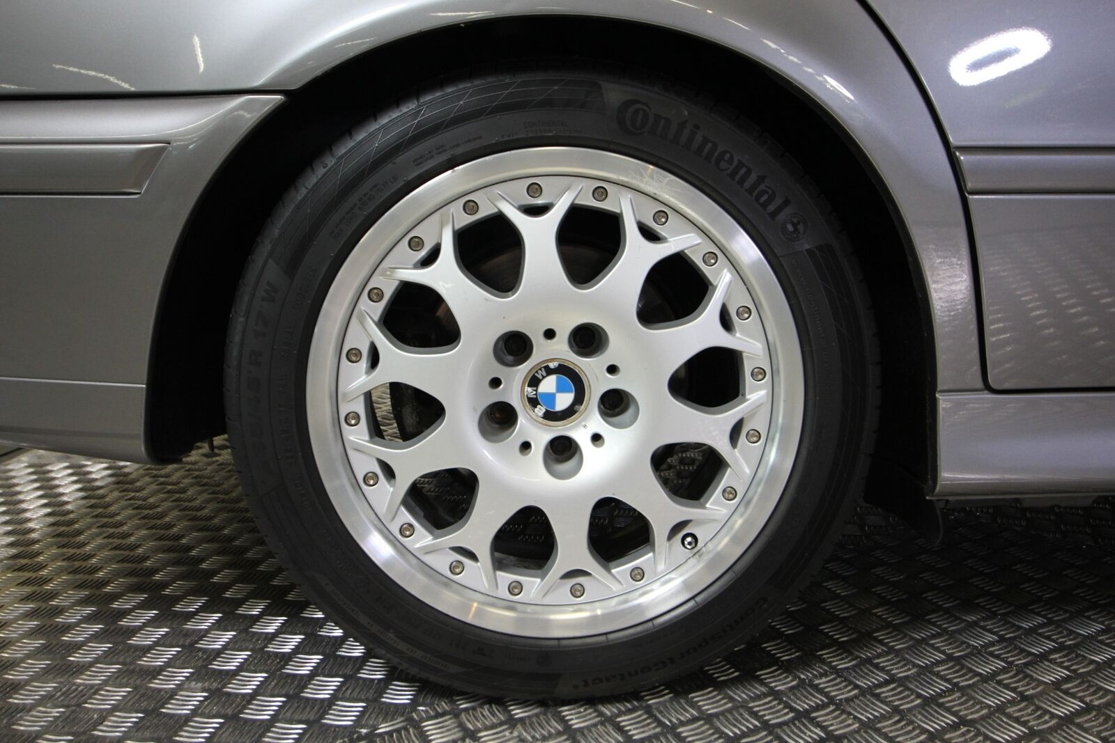 BMW 525i Steptr.