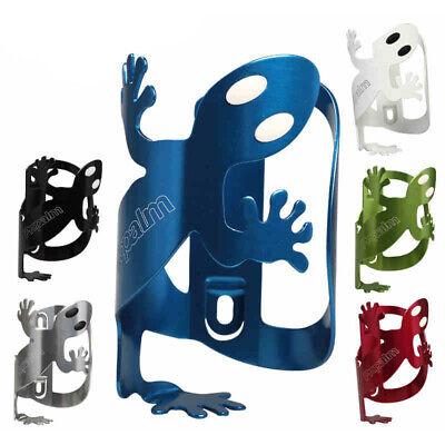 1 X Aluminum Gecko Bike Bicycle Bottle Cage Bottle Bracket Holder Anode 115*70mm