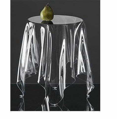Nappe en plastique Transparent Imperméable Transparent Heavy Duty table de salle à manger Housse