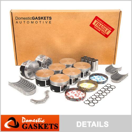 04-07 Dodge Ram Chrysler Aspen Jeep 4.7L Full Gaskets Pistons/&Bearings/&Rings Set