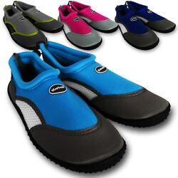 Wasserschuhe Badeschuhe Damen Herren Strandschuhe Neoprenschuhe Schuhe Gr. 36-46