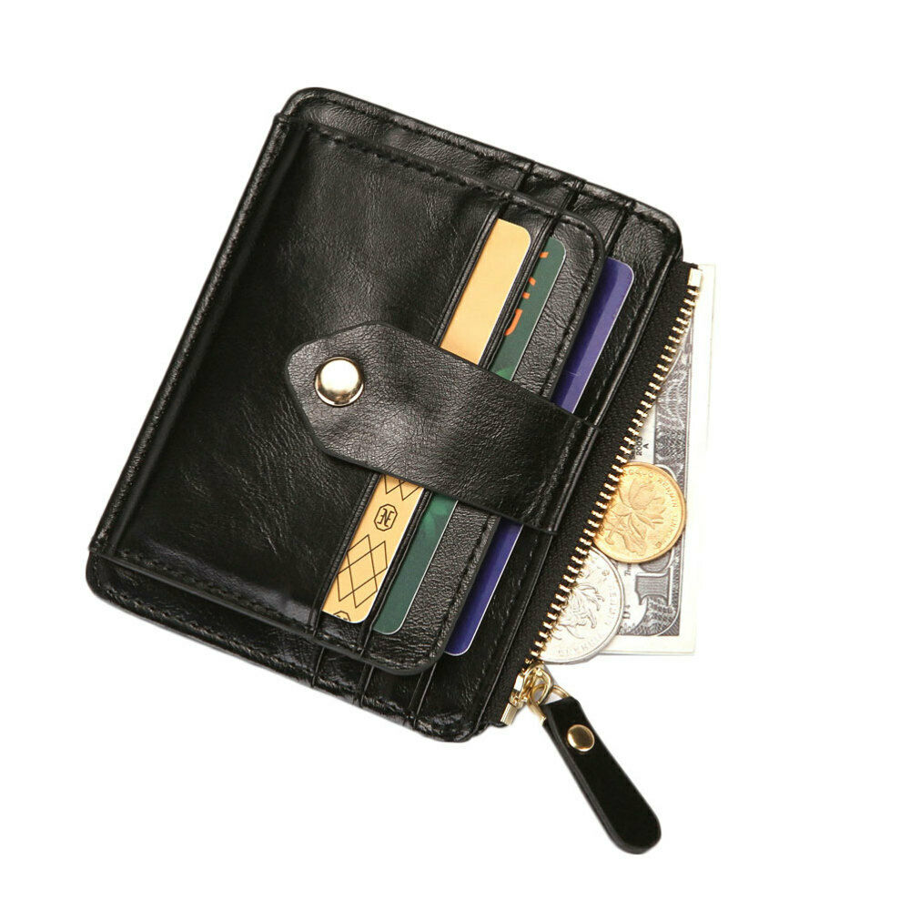1PC Men Fashion Wallet Comfortable Coin Purse Clutch Bag Holder for Adults