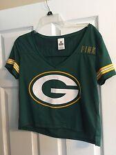 Victoria Secret NFL Green Bay Packers Jersey
