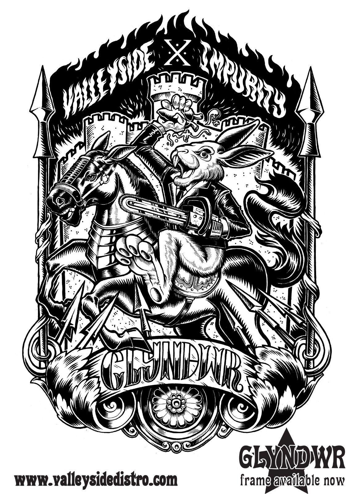 Valleyside X Impurity  GLYNDWR Frame