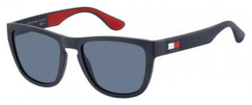 NEW Tommy Hilfiger TH Th1557 Sunglasses 08RU Blush Red White 100/% AUTHENTIC