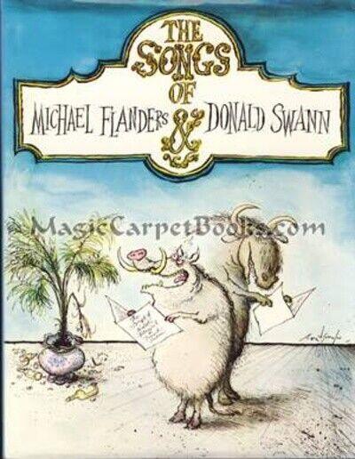 THE SONGS OF FLANDERS & SWANN Music COMEDY SONGS Wit HUMOR Funny Stuff LA LA LA