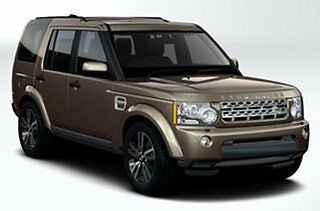 LAND ROVER DISCOVERY LR4 2009-2012 WORKSHOP SERVICE MANUAL  4X4 TURBO