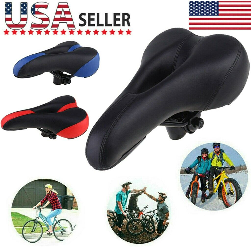 Carbon Fiber MTB Road Bike Saddle Mountain Bicycle Cycling Seat Cushion Pad