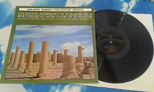 GGC 4035 Clementi Symphony/Boccherini Serenade Haifa SO Sergiu Comissiona UK LP
