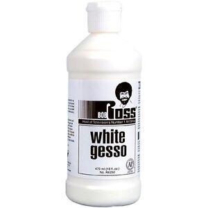 Bob Ross Gesso White 473ml
