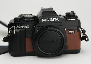 Minolta X700 Replacement Cover - Recycled Leather
