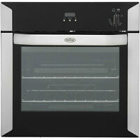 Belling Bi60g Built In Gas Single Oven 60cm Single Cavity Stainless Steel