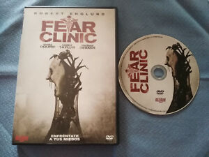 Fear Clinic Robert Englund Fiona Dourif Dvd Extra Spanish English